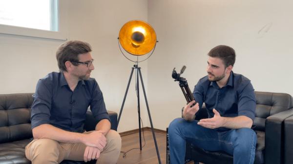Bewerbungsvideo, video aufnehmen mit dem smartphone